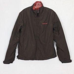Timberland Windbreaker Fleece Zip Up Jacket Small